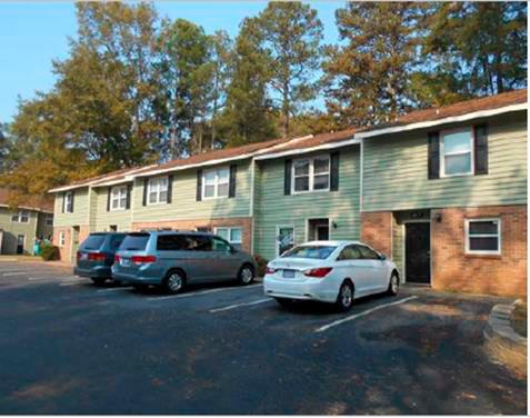 Village Square Apartments, Monroe, NC (Photo: Business Wire)