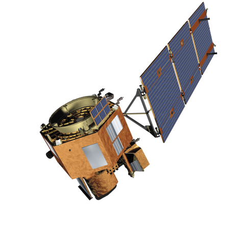 NASA's Orbital ATK-built Earth Observing-1(EO-1) satellite has been decommissioned after 17 years of successful operation. (Photo: Business Wire)