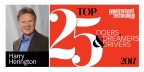 """Harry Herington, Chief Executive Officer and Chairman of the Board of NIC Inc., was honored by """"Government Technology"""" magazine as one of its """"Top 25 Doers, Dreamers & Drivers"""" of 2017. (Photo: Business Wire)"""