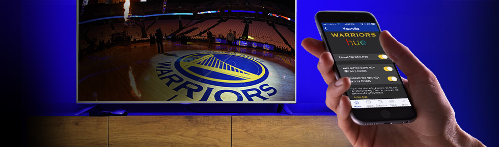 Philips Lighting And The Golden State Warriors Bring