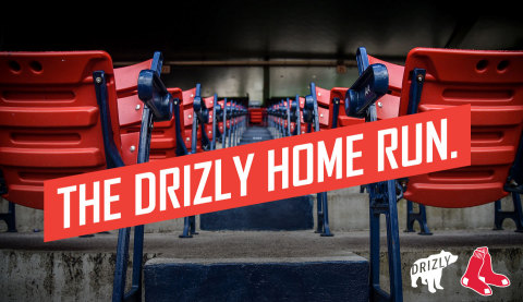 Drizly and Red Sox Team up for The Drizly Home Run (Photo: Business Wire)
