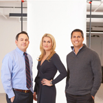 Michael Bologna, Jamie Power, Nick Troiano (Photo: Business Wire)
