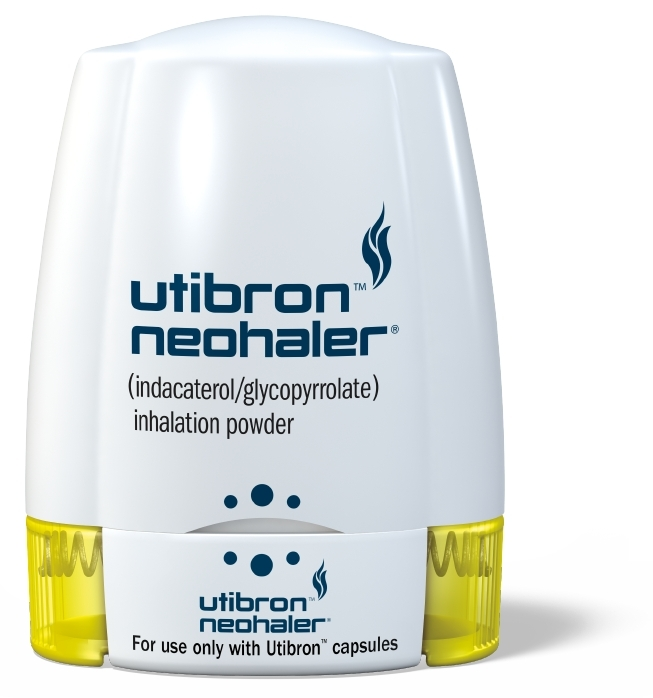 UTIBRON NEOHALER (Photo: Business Wire)