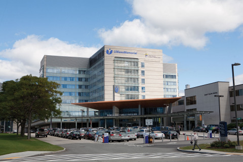The University Campus UMass Memorial Medical Center (Photo: Business Wire)