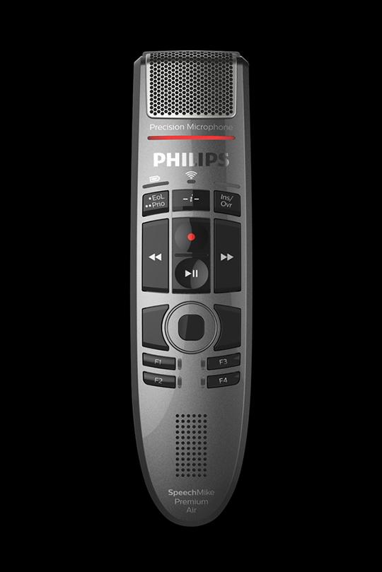 Philips SpeechMike Premium Air (Foto: Business Wire)