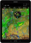 Garmin Pilot global, Android image (Photo: Business Wire)