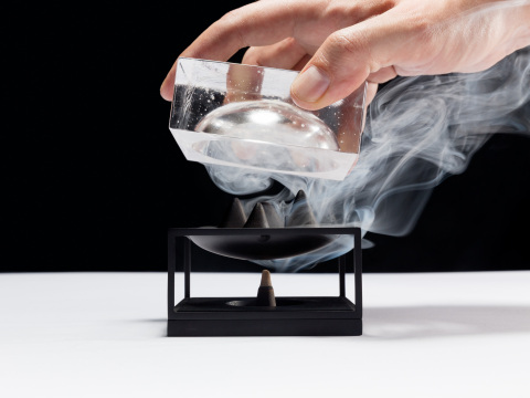 Rest Awhile incense burner by Miiko He (MDes 2017), School of the Art Institute of Chicago (Photo: Business Wire)