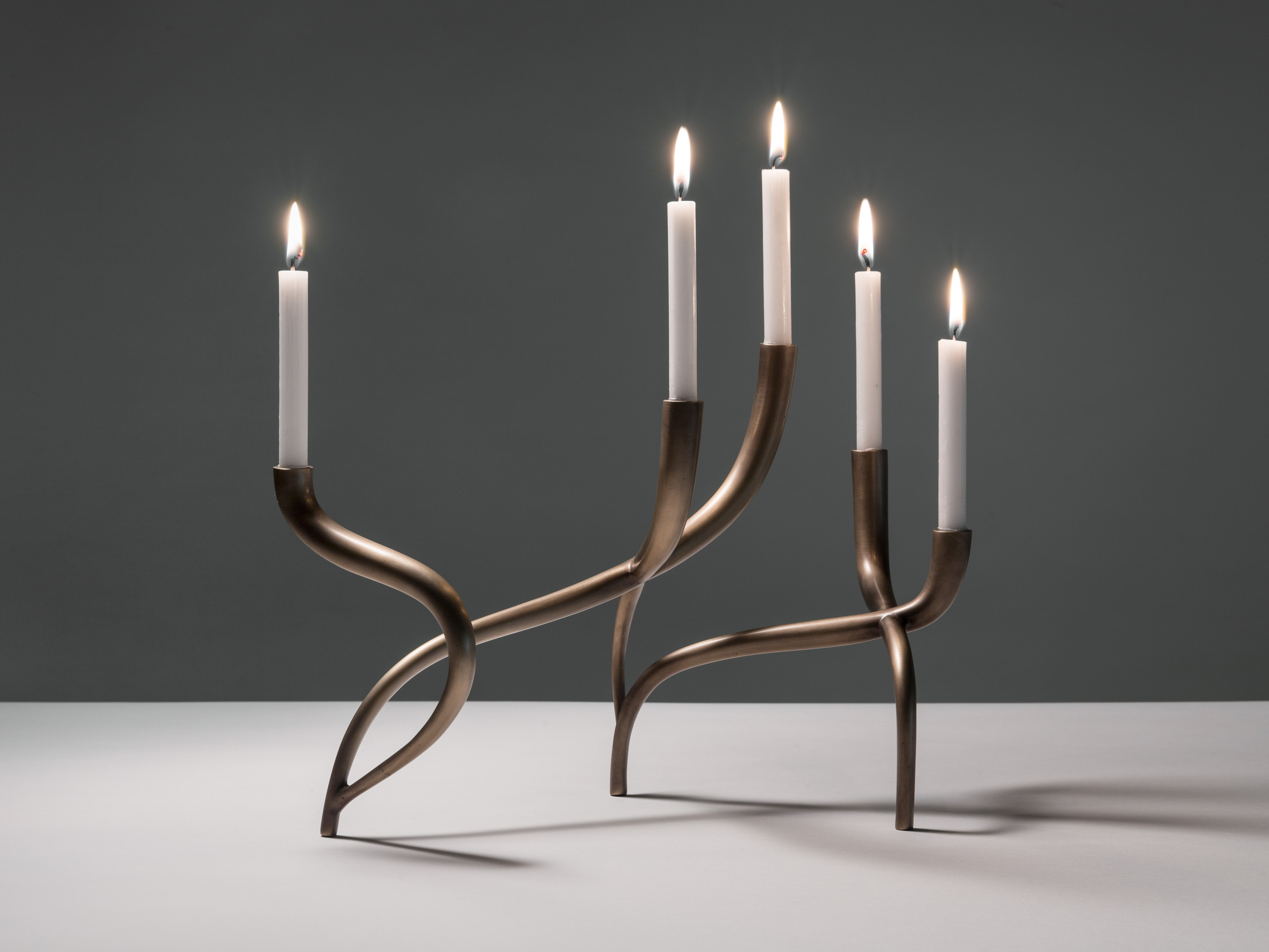 Rhizome candelabra by Angela Huang (BFA 2017), School of the Art Institute of Chicago (Photo: Business Wire)