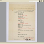 Arturo Toscanini contract from the New York Philharmonic Digital Archives. (Graphic: Business Wire)