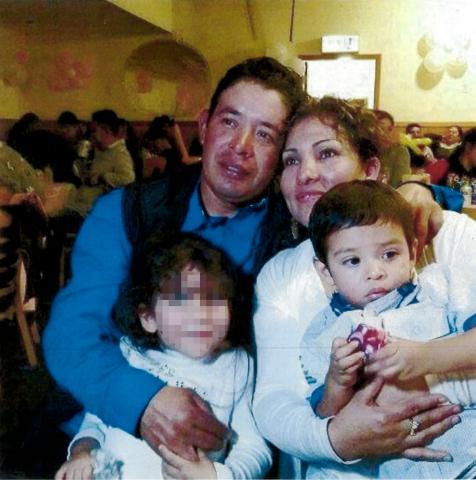 Cesar Almanza Garcia, Nancy Urquiza Avila, Cesar Almanza Urquiza, and Jacqueline Almanza Urquiza. (Photo: Business Wire)