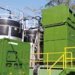 已交付的液流電池系統 (照片:美國商業資訊)