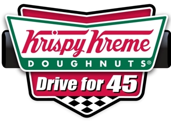 The ninth annual Drive for 45 kicks off on April 5 at participating Krispy Kreme Doughnut shops in the U.S. The campaign benefits Victory Junction, a non-profit organization that provides life-changing summer camp experiences for children with chronic medical conditions. (Graphic: Business Wire)