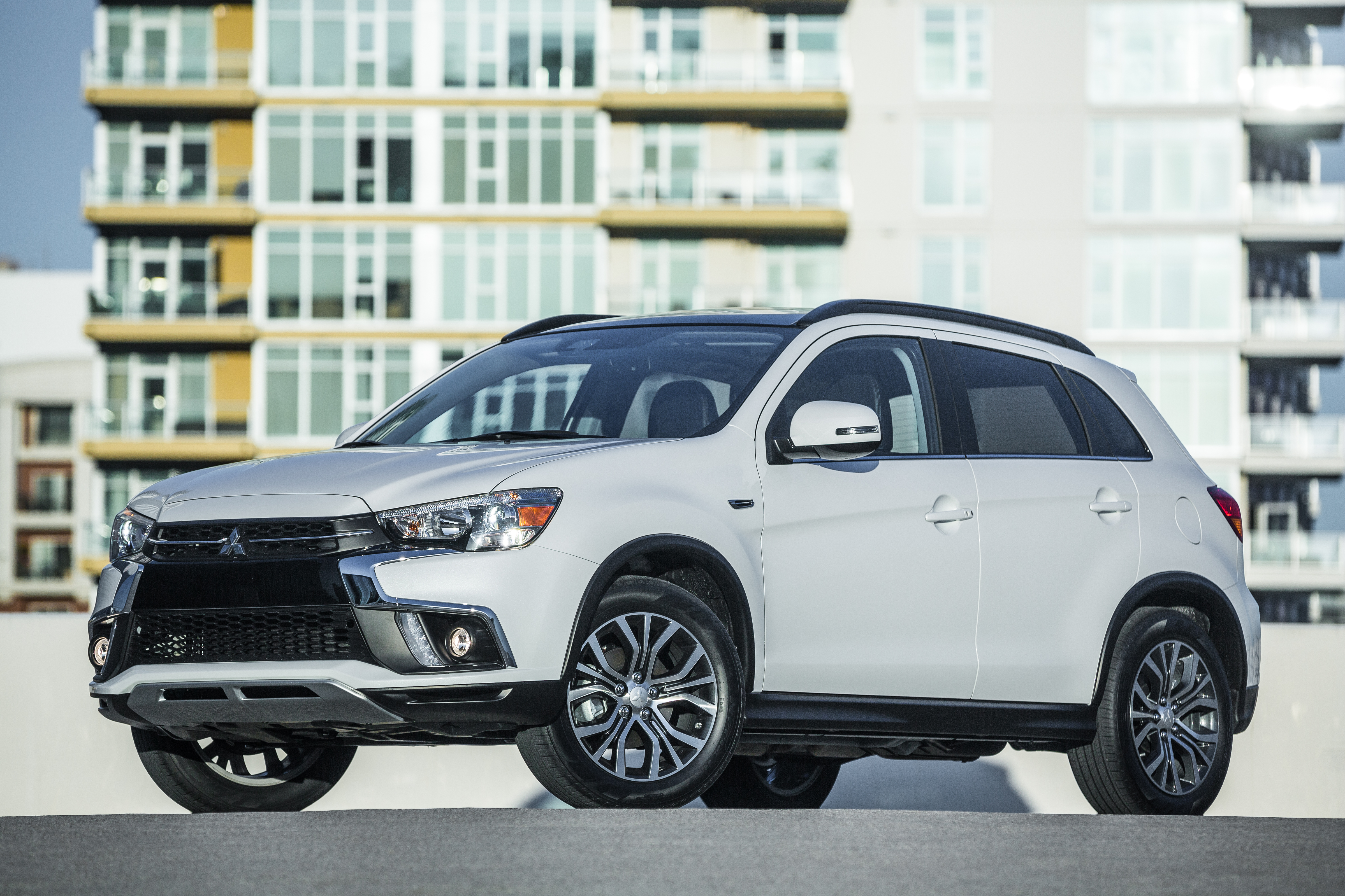 2018 Outlander Sport (Photo: Business Wire)