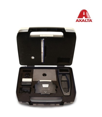 Axalta's new, Wi-Fi enabled Acquire Quantum EFX spectrophotometer is light, fast, and highly accurate - capable of reading metallic, pearl, effect colors, and more. (Photo: Axalta)