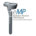Evolution Revision Tibial System for Cemented Tibial Fixation (Photo: Business Wire).