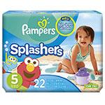 Pampers Splashers Schwimmwindeln Packshot