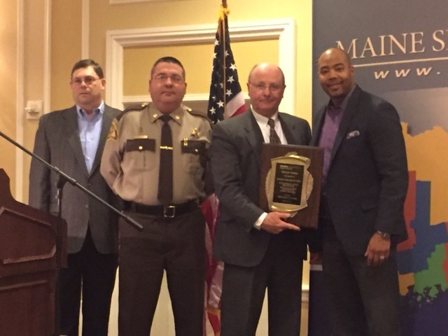 Smiths Detection Inc  Honors Somerset County Sheriff's