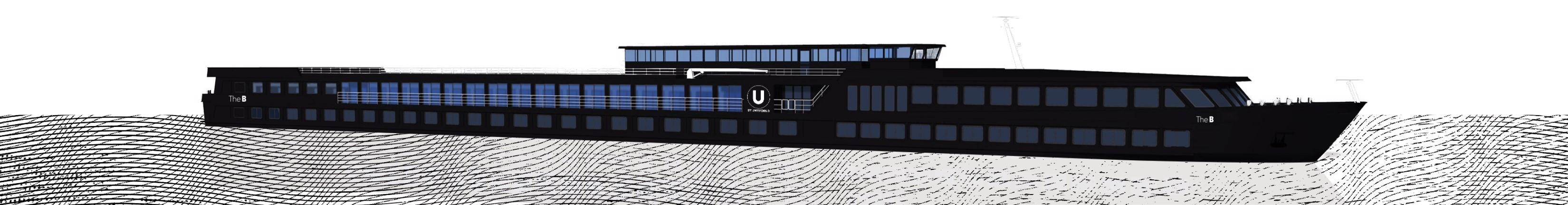 Rendering of U by Uniworld Vessel (Photo: Business Wire)