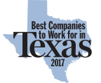 The Federal Home Loan Bank of Dallas ranks among the 100 Best Companies to Work for in Texas, placing 31st among mid-size companies. (Graphic: Business Wire)