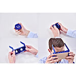 How to use Micro VR Kit (Graphic: Business Wire)