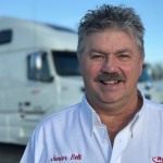 Junior Belt, Driver of the Year for Ryder Supply Chain Solutions. (Photo: Business Wire)
