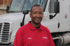 Willie Anderson, Driver of the Year for Ryder Dedicated Transportation Solutions. (Photo: Business Wire)