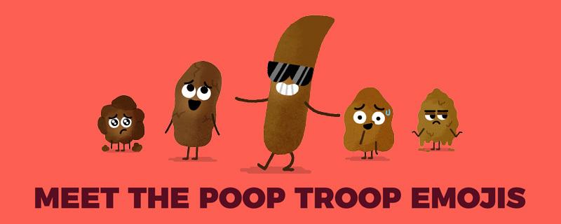 Meet The Poop Troop (Static) (Photo: Business Wire)