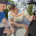 Zomerbanden zijn vanwege hun speciale eigenschappen in het warme seizoen de veilige en economische keuze (Photo: Business Wire)