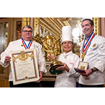 """Honorary Executive Chef Hirochika Midorikawa of Keio Plaza Hotel Tokyo will be the first Japanese chef to be awarded the French cuisine chef prize """"La Coupe d'Or Internationale d'Art Culinaire Marius Dutrey"""" for his remarkable achievements in culinary art in the hotel industry. (Photo: Business Wire)"""