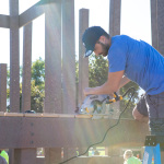 Vivint Smart Home helps build a playground that incorporates inclusive play opportunities for children of all abilities. (Photo: Business Wire)