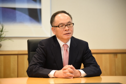 Yasuhisa Nitta, CEO and president of Prudential Investment Management Japan Co., Ltd. (Photo: Business Wire)