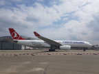 Intrepid Announces Delivery of 5th A330-300 to Turkish Airlines  (Photo: Business Wire)
