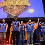 UT Arlington went all in to sweep LSU and claim the Heroes of the Dorm National Championship. (Photo: Business Wire)