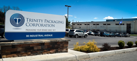 Trinity Packaging facility in Rocky Mount, Virginia (Photo: Business Wire)