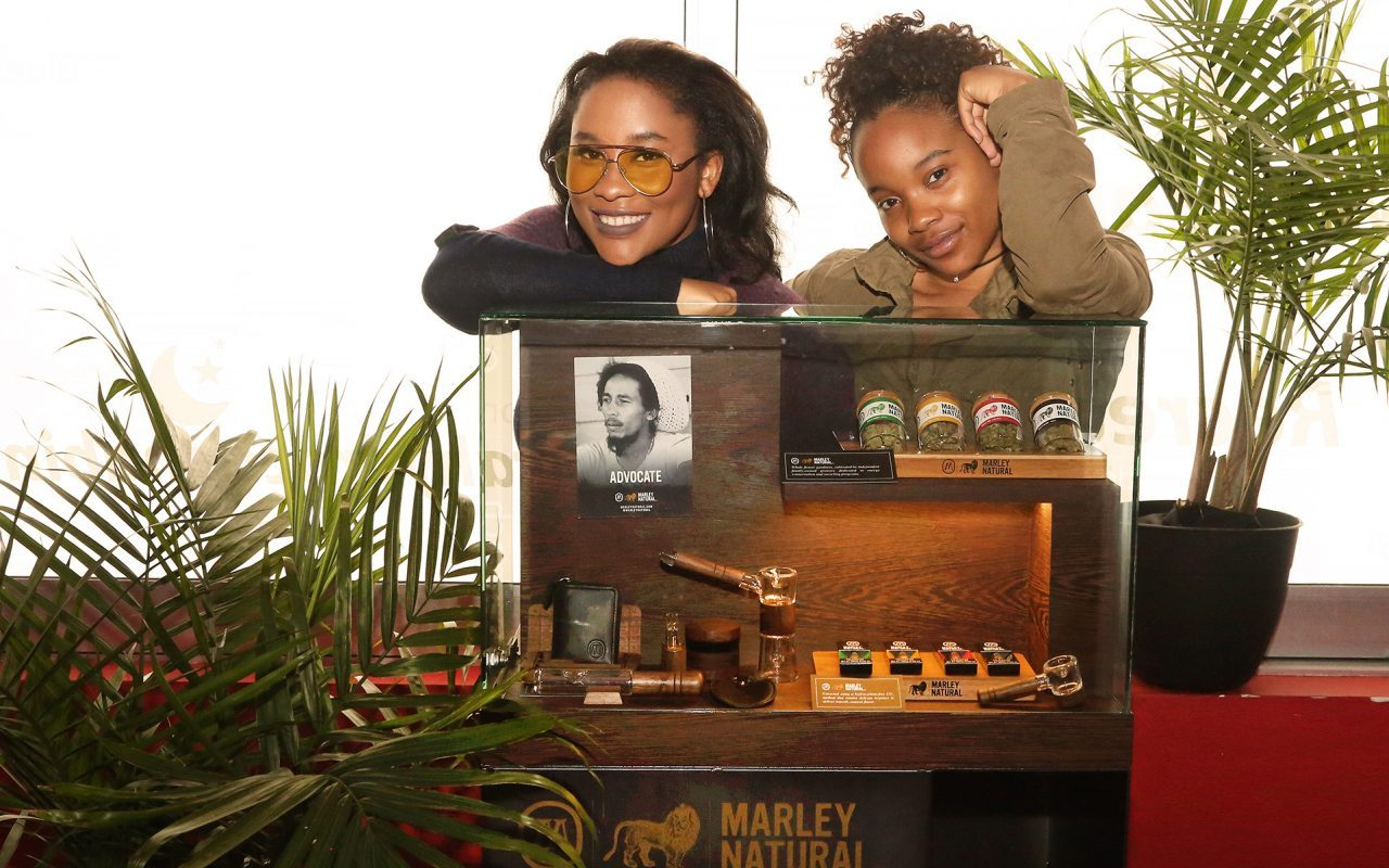 Zuri Marley and Shacia Marley (Photo: Business Wire)