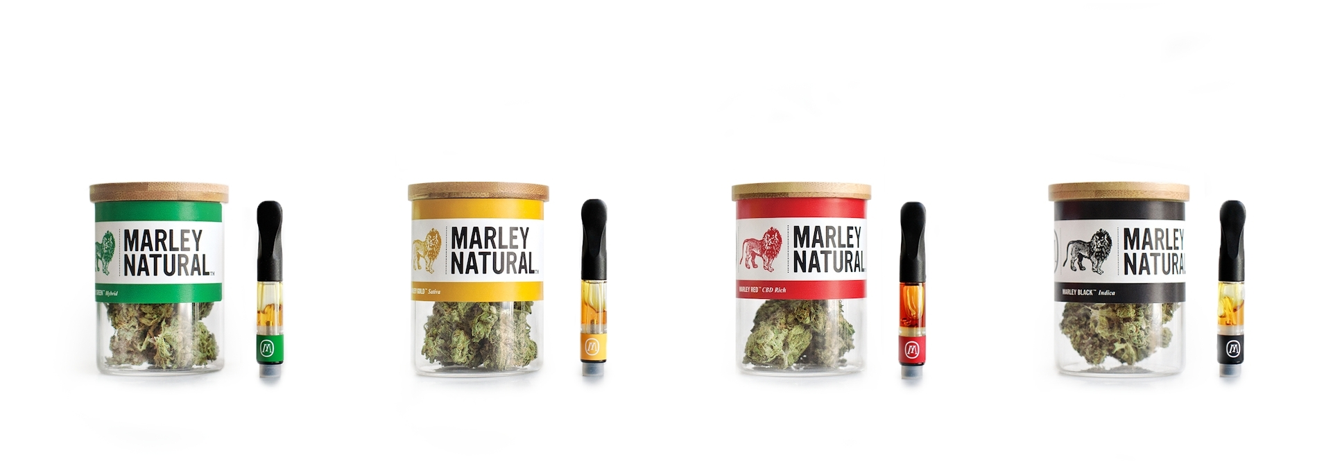 Marley Natural cannabis flower and oil are hand-selected from local farms run by experienced growers committed to sustainable growing practices. (Photo: Business Wire)