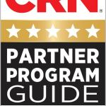 CRN 2017 5-Star Partner Program Rating (Graphic: Business Wire)