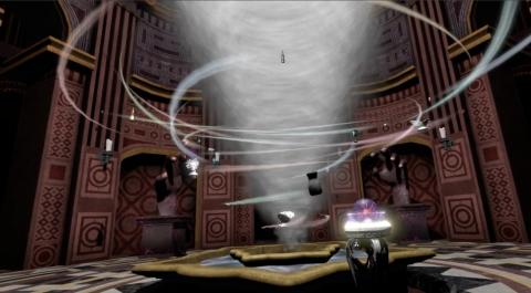 A screenshot of the game, courtesy of Nick Koenig and Viacom.