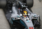 Axalta to demonstrates the technology and durability of its coatings as an Official Team Supplier to Mercedes-AMG Petronas Motorsport (Photo: Axalta)