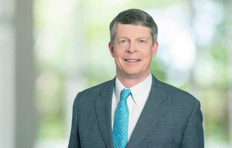 George C. Howell III has been named chair of the executive committee at Hunton & Williams LLP. (Photo: Business Wire)