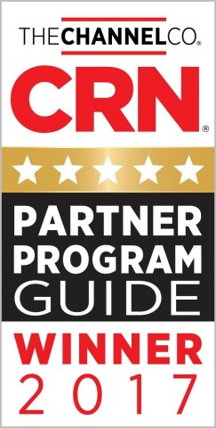 CRN gives Panasas' Partner Program a 5-Star rating in its 2017 Partner Program Guide. (Graphic: Business Wire)