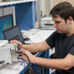 NI will equip NYU WIRELESS labs with hardware and software from its flexible software defined radio (SDR) solutions, which researchers in both industry and academia are already using to help usher in the next generation of 5G wireless communications. (Photo: Business Wire)