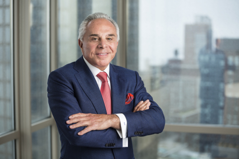 Joseph J. Plumeri (Photo: Business Wire)