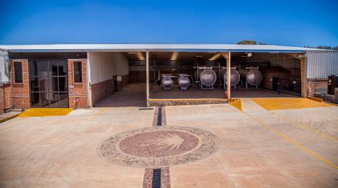 DGL Destiladores in Arandas (Photo: Business Wire)