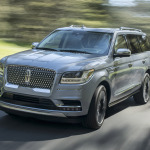Today Lincoln unveils the 2018 Navigator, an all-new, full-size SUV that combines modern luxury with advanced technology to elevate family travel to first class. (Photo: Business Wire)