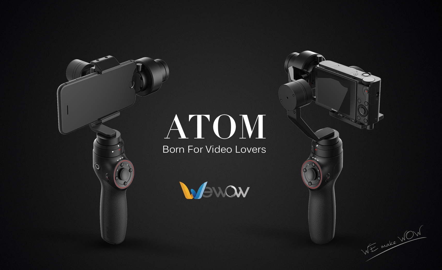 Wewow Product  Atom Series (Photo: Business Wire)