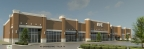 3-D architectural renderings of KPE's new building in Tyler, TX (Photo: Business Wire)
