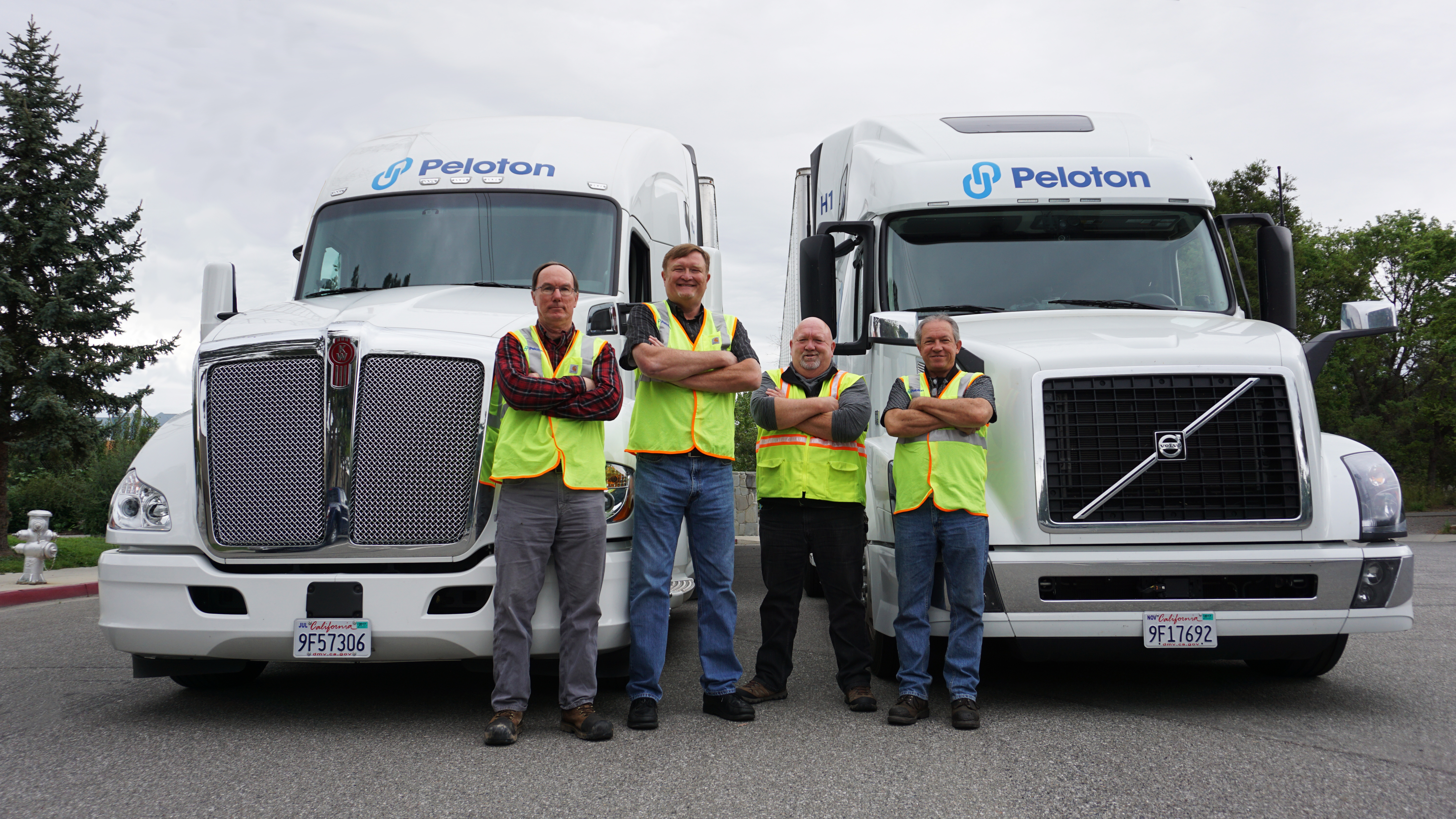 Peloton Technology Secures 60m To Fuel Commercial Truck Industry Freight Pump Collaboration On The Road Automation Business Wire