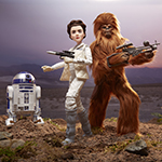 Star Wars Forces of Destiny Adventure Figures by Hasbro (Photo: Business Wire)