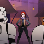 Star Wars Forces of Destiny animation still (Photo: Business Wire)